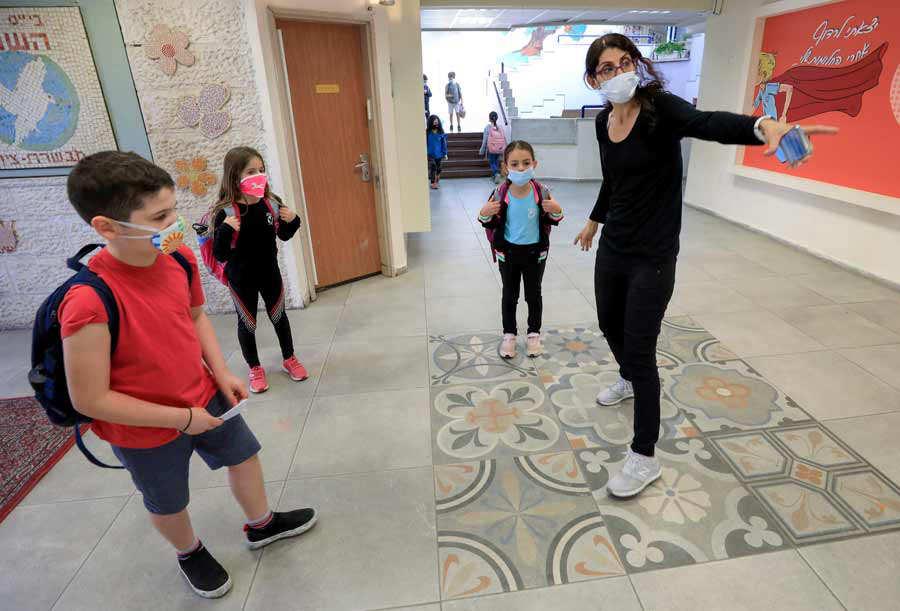 ISRAEL-HEALTH-EDUCATION