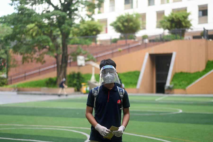 VIETNAM-HEALTH-VIRUS-SCHOOL