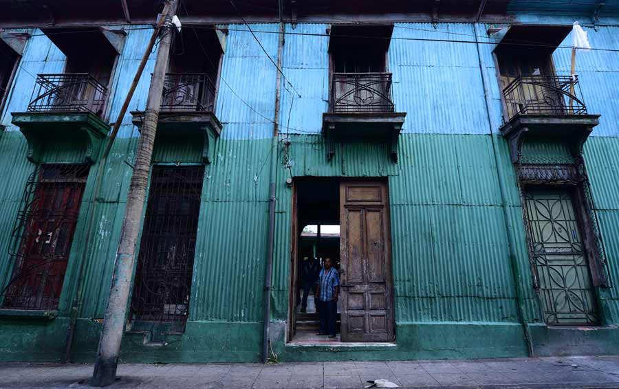 Mesones en San Salvador