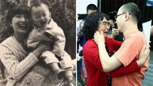 Padres se reencuentran con su hijo que fue secuestrado hace 32 años en China