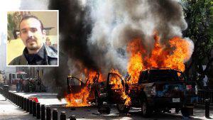 Protestas en México por Giovanni, el joven que murió al estar bajo custodia policial