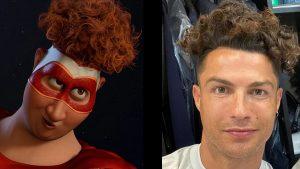 Los memes más divertidos por el nuevo corte de cabello de Cristiano Ronaldo