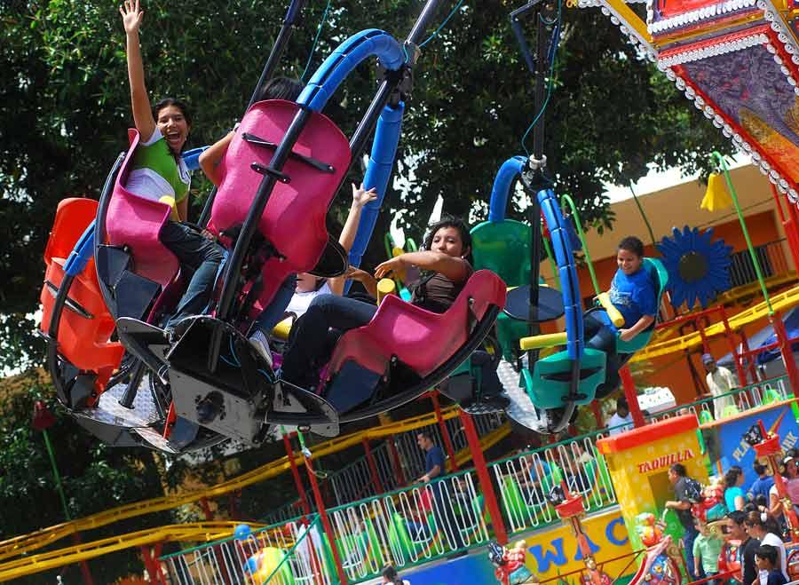 Feria Consuma Fiestas Agostinas