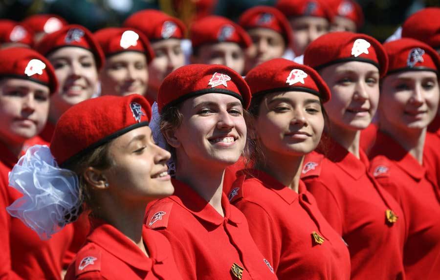 RUSSIA-HISTORY-WWII-POLITICS-ARMY-HEALTH-VIRUS