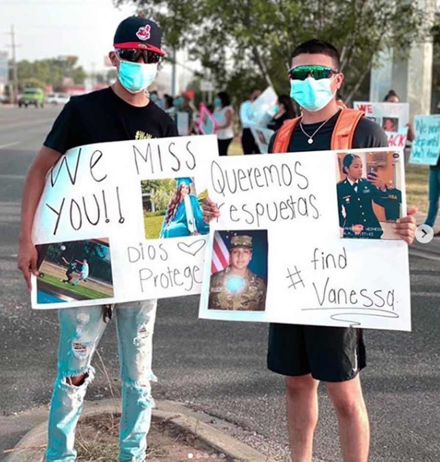 Vanessa-Guillen-protesta