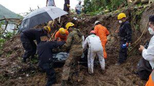 Los cuerpos de los siete miembros de la familia Melara Salamanca son encontrados
