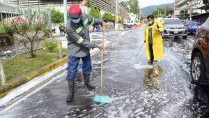 Alcaldía de Mejicanos refuerza medidas para prevenir más contagios de COVID-19