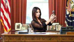 ¿Kim Kardashian, primera dama de Estados Unidos? Los memes tras el anuncio de su esposo Kanye West