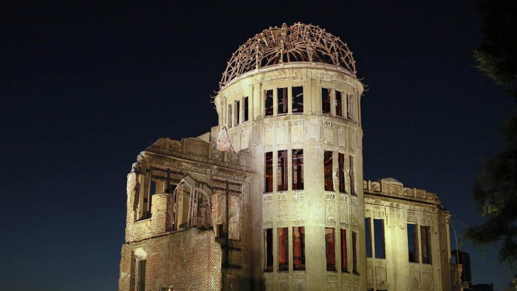 70 ANIVERSARIO DE LA BOMBA DE HIROSHIMA