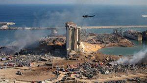 El devastador paisaje de Beirut en 10 imágenes apocalípticas tras explosión masiva