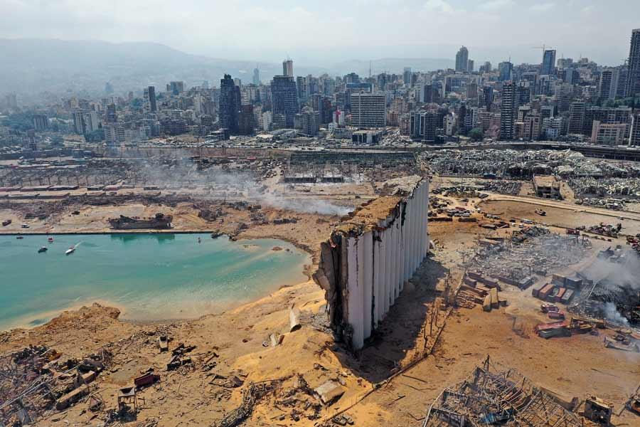 LEBANON-BLAST