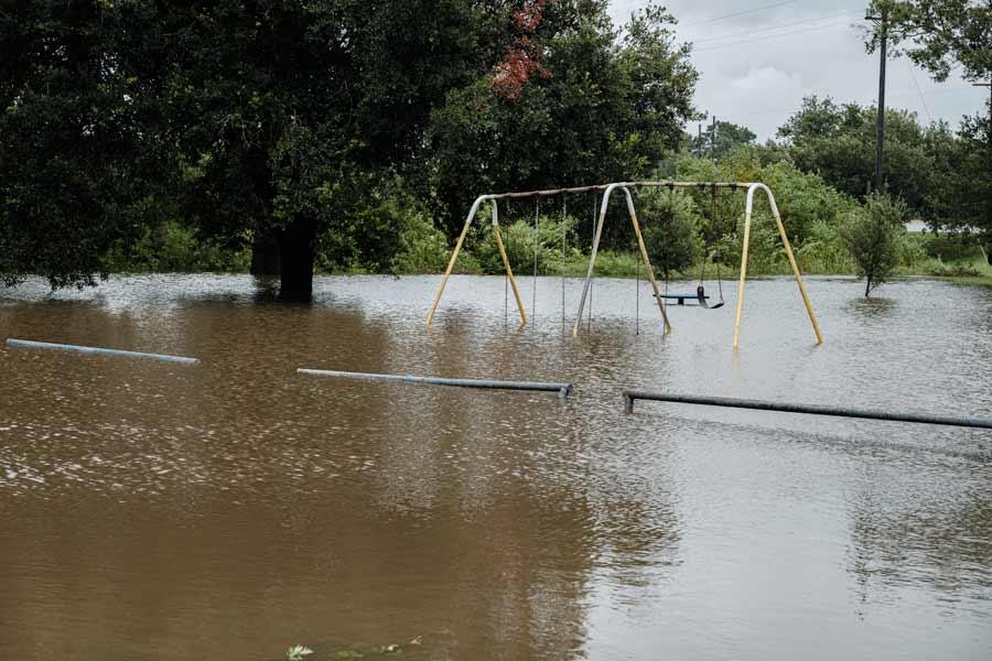 Hurricane Laura made landfall in Louisiana