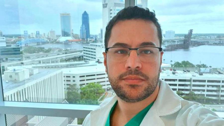 Un médico de Brasil murió de Covid-19