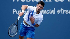 Video Esta Es La Sancion Para Novak Djokovic Tras Dar Pelotazo A Jueza Y Ser Descalificado Del Us Open Noticias De El Salvador Elsalvador Com