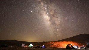 Las espectaculares imágenes de la lluvia de meteoros Perseidas