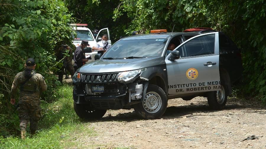 Homicidio Tonacatepeque 16 JR