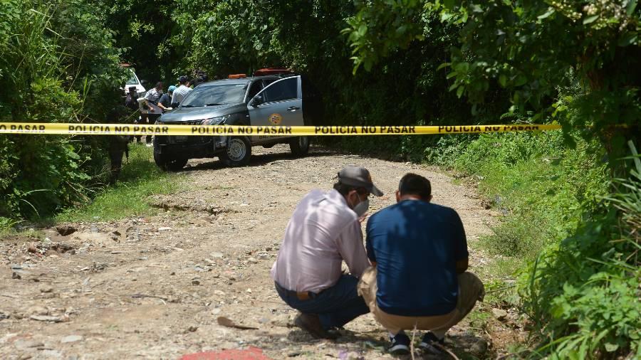 Homicidio Tonacatepeque 20 JR