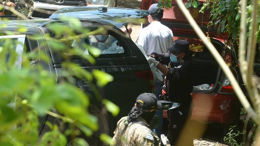 Homicidio Tonacatepeque 24 JR