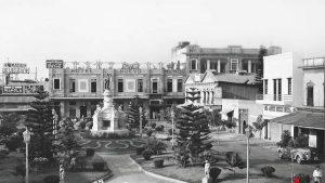 El centro de San Salvador en imágenes de antaño