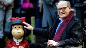 Muere el creador de Mafalda, estas son las caricaturas con las que lo recordaremos