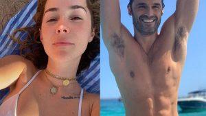 Las imágenes que confirman el romance entre Camila Sodi e Iván Sánchez