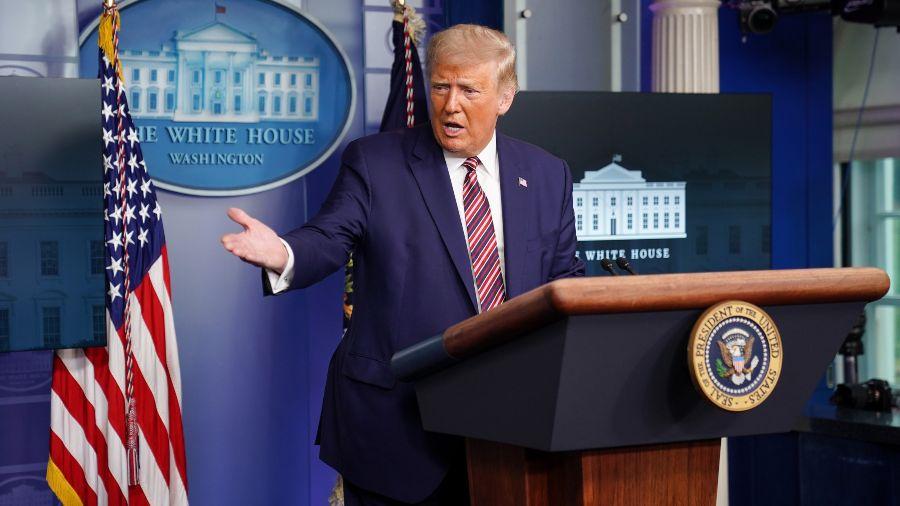 ÚLTIMA HORA: The New York Times revela los taxes del presidente Trump