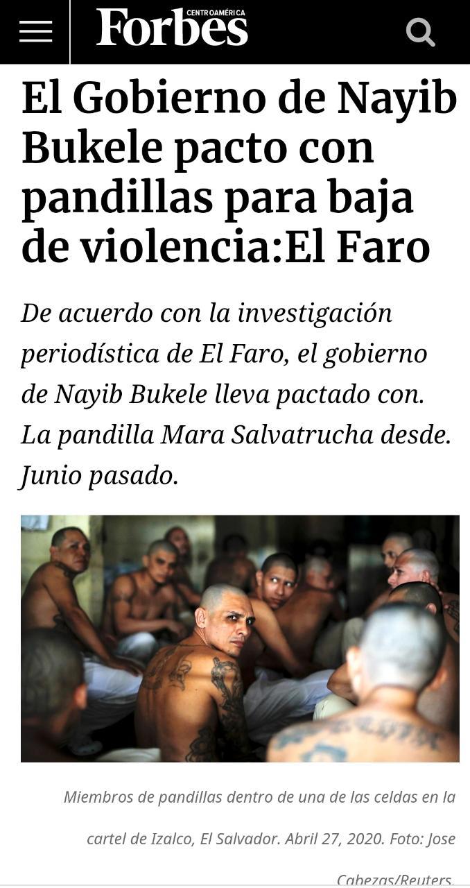 Web Bukele pacta con pandillas04