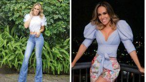 Las fotos de Luciana Sandoval quien a sus 39 años muestra su figura mejor que nunca