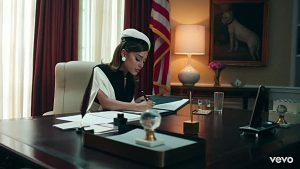 Ni Trump no Biden, Ariana Grande fue la gran ganadora de la noche del debate presidencial en Estados Unidos