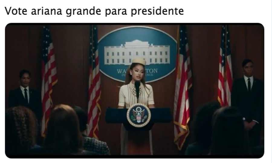 Ariana Grande presidenta Estados Unidos_09