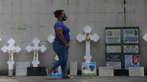 Alcaldía de San Salvador instalará un monumento en honor a las personas que murieron por COVID-19
