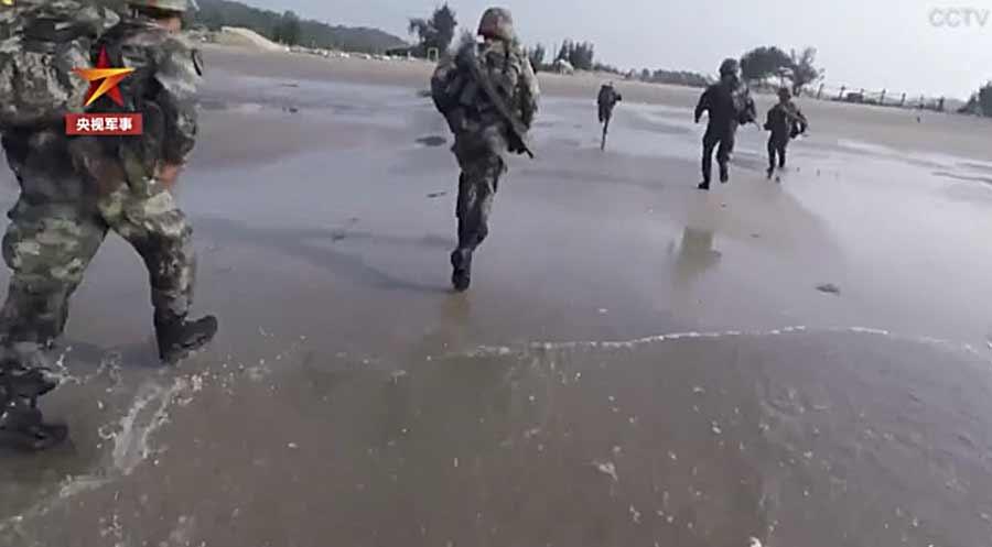 Ejercicios militares China_04