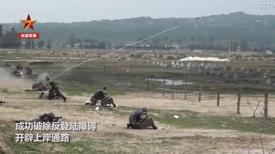 Ejercicios militares China_11