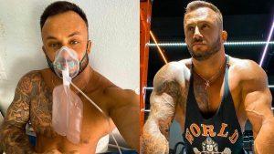 Dmitriy Stuzhuk, el popular bloguero de fitness que negaba la existencia del virus y murió por COVID-19