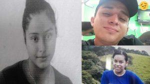 Estas son algunas de las personas reportadas como desaparecidas en octubre