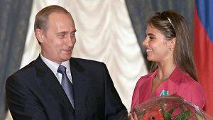 Alina Kabaeva, la exgimnasta que relacionan con Putin y que tiene un alto salario en el gobierno ruso