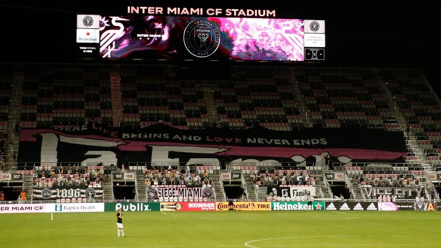 Juego amistoso contra Los Estados Unidos el miercoles 9 de diciembre del 2020. Inter-Miami-Stadium-MLS