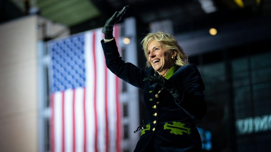 Jill Biden: ella es la futura primera dama de Estados