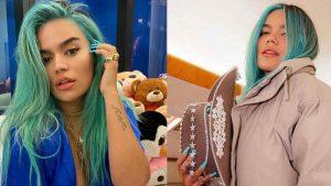El atrevido look de Karol G que causa furor en redes sociales