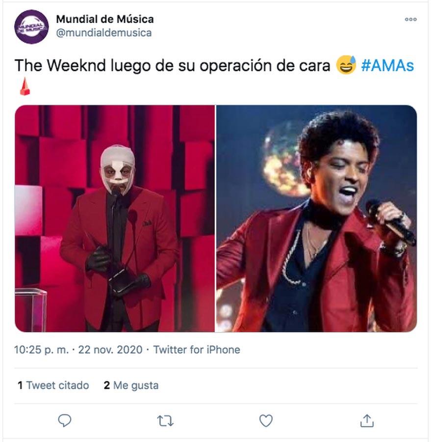 Memes-el-polemico-atuendo-de-The-Weeknd-en-los-American-Music-Awards-022