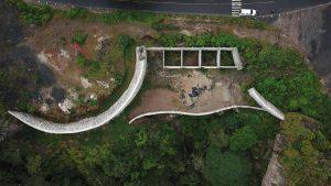 Sitio turístico Puerta del Diablo lleva dos años cerrado y abandono