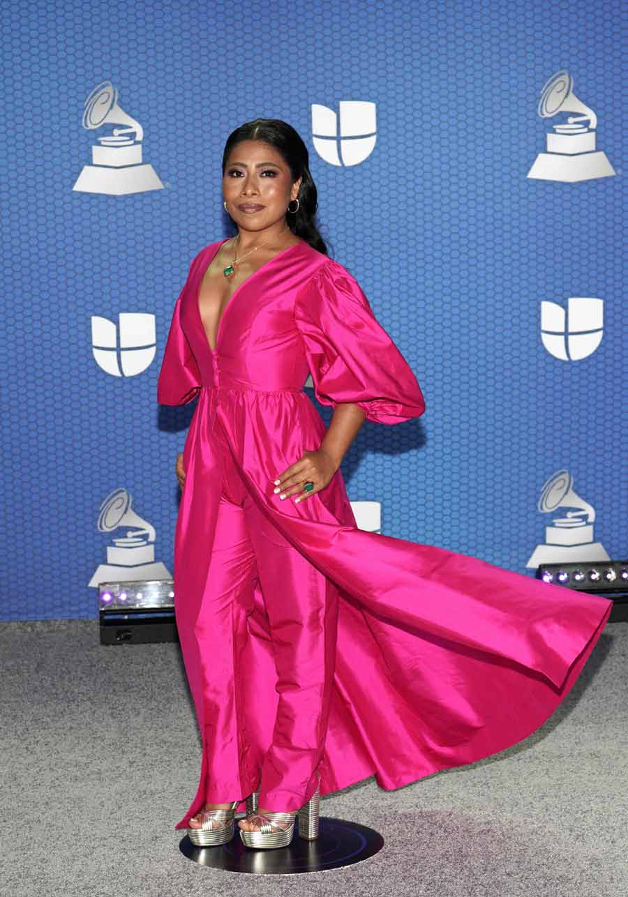 The 21st Annual Latin GRAMMY Awards