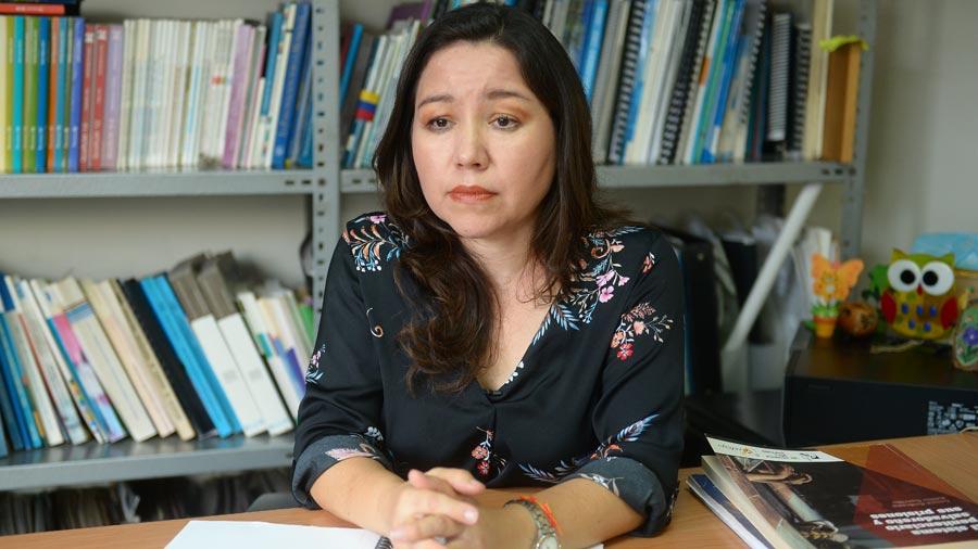 Jeannette Aguilar: FA estaría dispuesta a ser de nuevo instrumento político