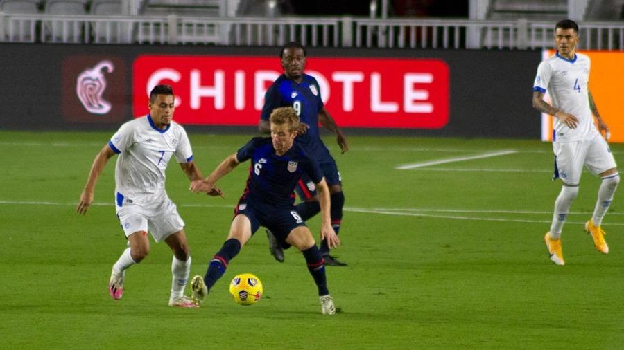 9-12-2020 - Amistoso El Salvador 0 Los Estados Unidos 6. Selecta-USA-03