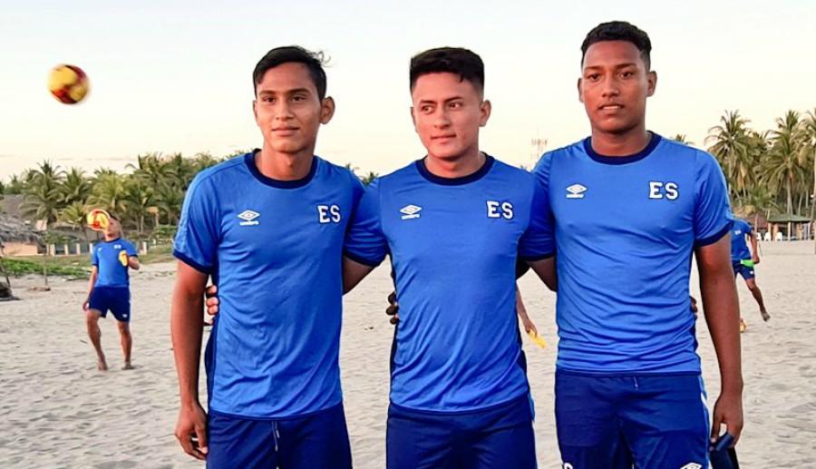 Vuelve el fútbol playa! Selección reanuda entrenos e Indes anuncia fechas para la liga. Playera-2