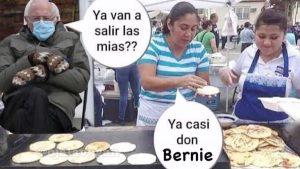 El secreto detrás de los guantes de Bernie Sanders, que generaron memes durante la investidura de Biden