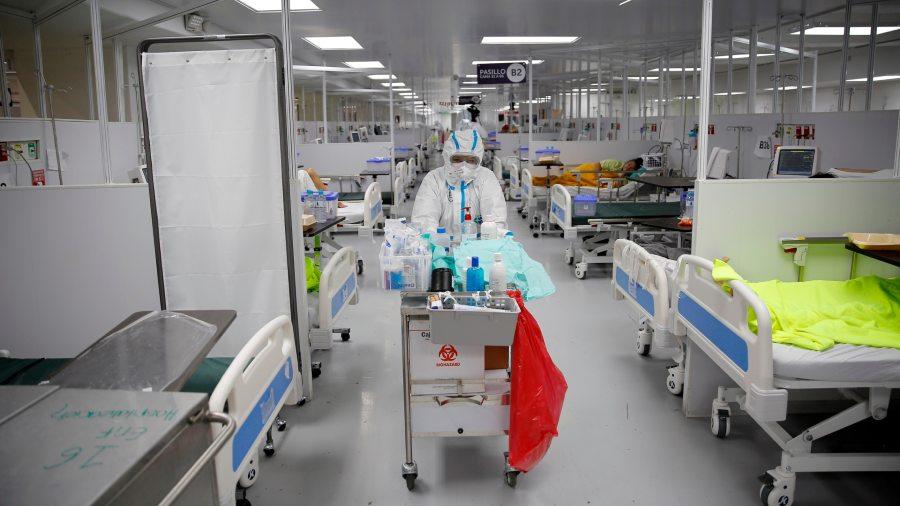 Hospital EL Salvador 10