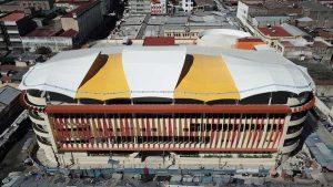 Imágenes de cómo luce el nuevo mercado Hula Hula en el centro de San Salvador