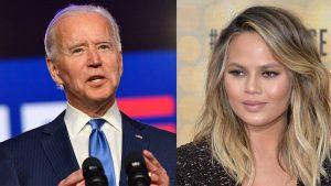 Chrissy Teigen, la exmodelo de Victoria's Secret que Joe Biden sigue en Twitter