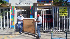 Kínder Pasitos cierra sus instalaciones debido a la crisis económica, luego de 35 años de funcionamiento